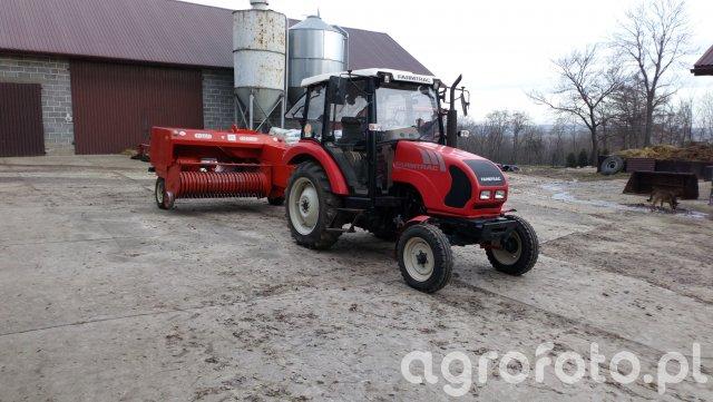 Farmtrac 535 + Sipma z-224/1