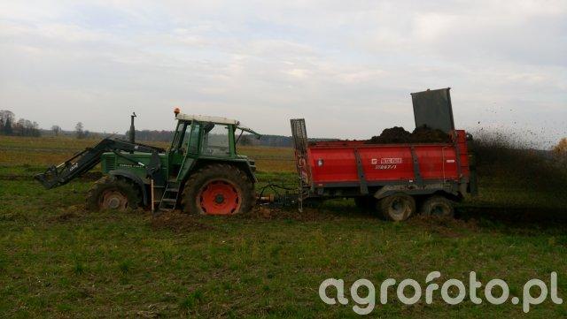 Fendt 310LSA + Metal Fach Z267/1