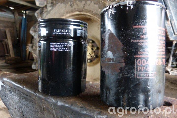 Filtry oleju do C-360