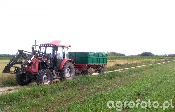 Farmer F-8244 C2 i PSE 12.5 B