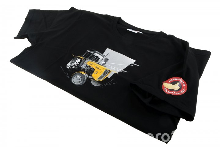 Koszulka Ursus - nowa z kolekcji Jacka Mocnego