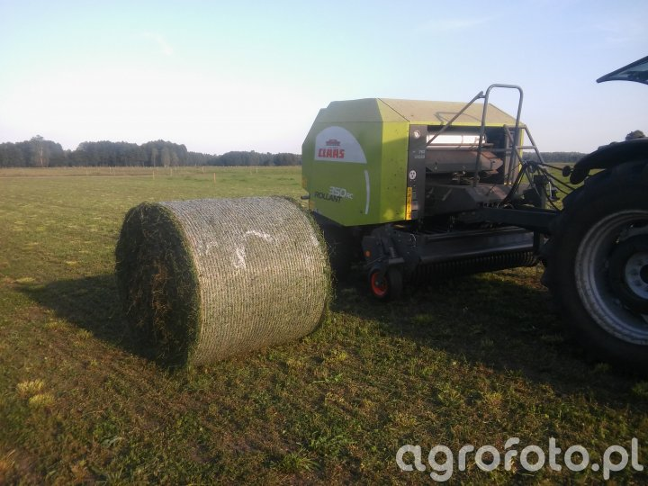 Prasa Claas Rollant 350 RC