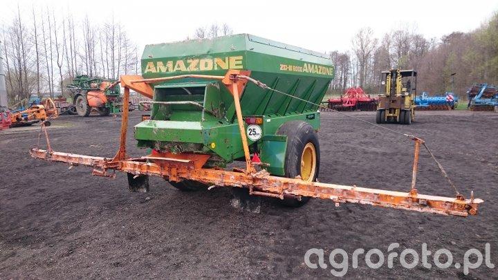 Amazone ZG-B 6000