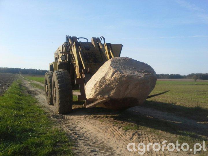 Kramer 411 & kamień