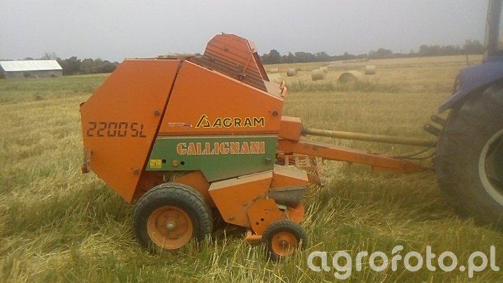 Gallignani 2200SL