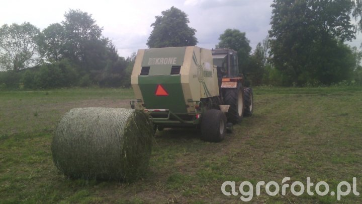 Krone 10-16s i Renault