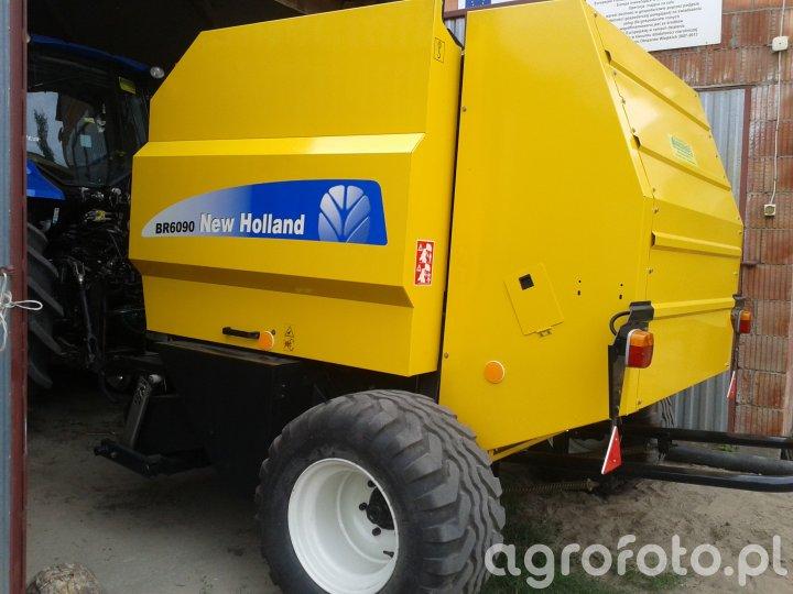 New Holland BR 6090 RF
