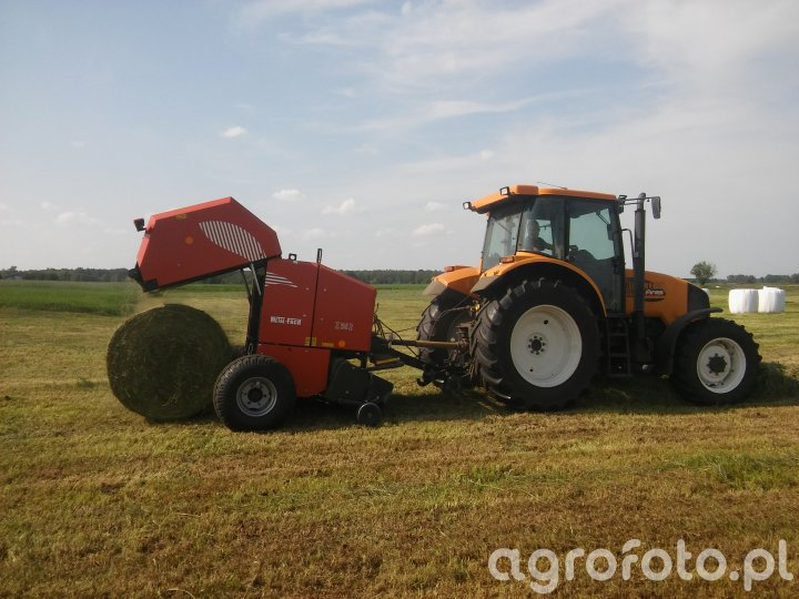 Metal-Fach Z-562 i Renault Ares 616RZ