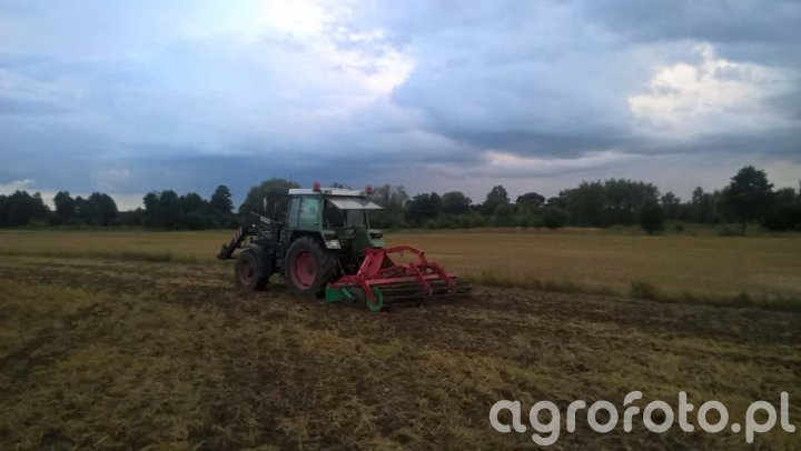 Fendt Farmer 306 LSA + Agromasz AT30
