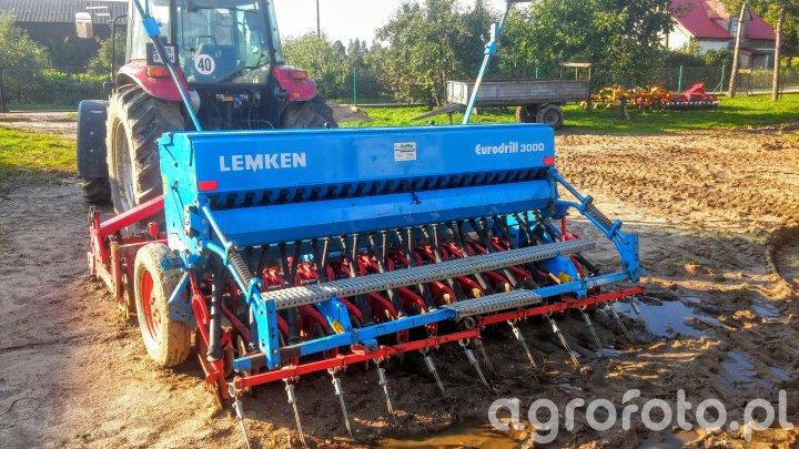Siewnik talerzowy Lemken Eurodrill 3000