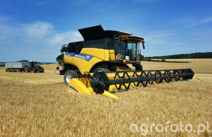 New Holland CR10.90 + Fendt 936 Vario