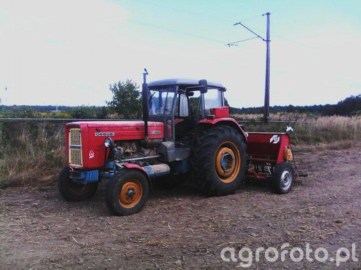 Ursus C-355&Poznaniak