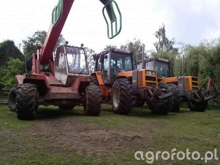 Manitou 930, Renault 113.14, Renault 133.14
