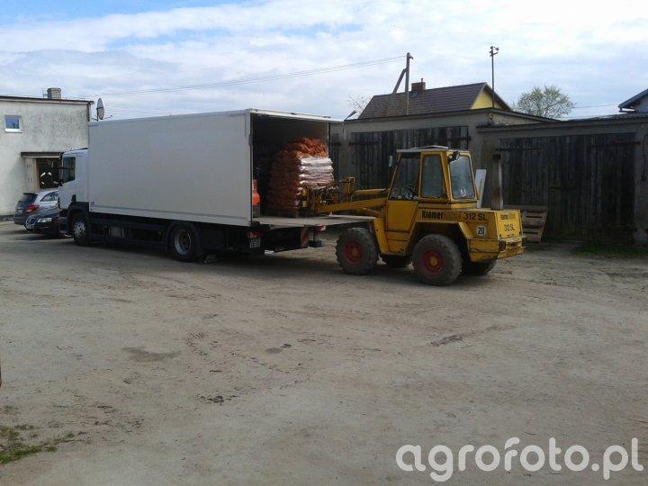 Kramer Allrad 312SL