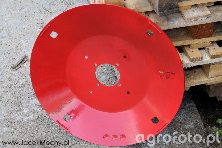 Nowy talerz roboczy do kosiarki rotacyjnej 1.35m