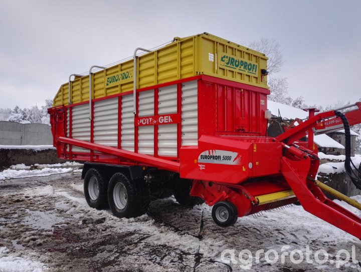 Pottinger  Europrofi 5000D