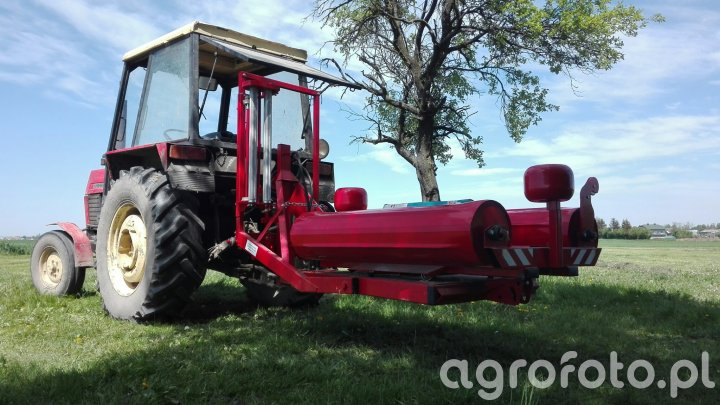 Ursus C-362 & Agro Altro
