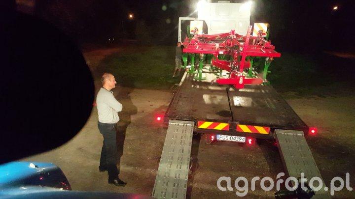 Kolejny nowy nabytek 2016 Agro Tom APRS 3m