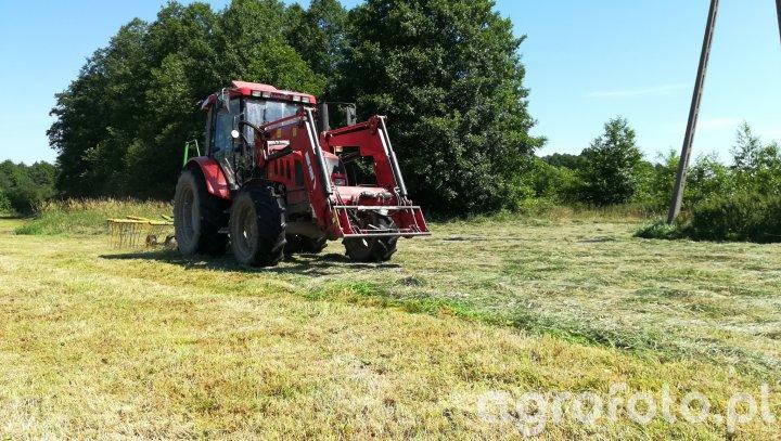 Farmer 9258 TE + pronar