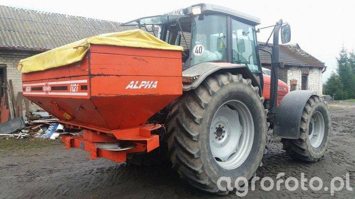 Kuhn MDS 1121 + MF 6290
