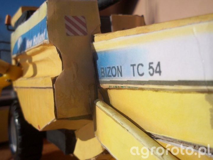 New Holland TC 54 Bizon