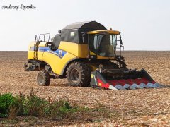 New Holland CX6080