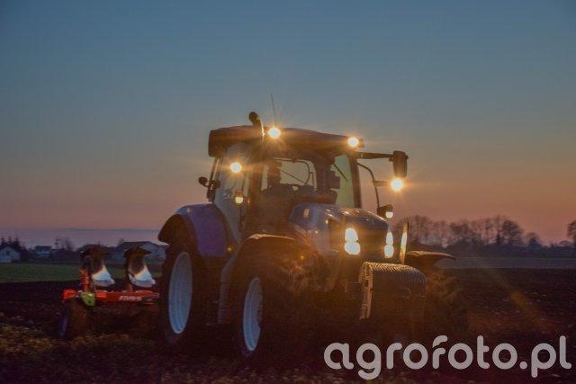 New Holland T6 + Agro-Masz