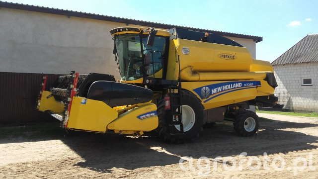 NEW HOLLAND TC 5.80