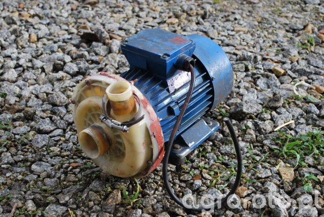Pompa ze zmywarki przemysłowej do RSM