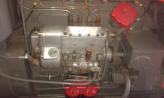 Steyr 280A pompa wtryskowa