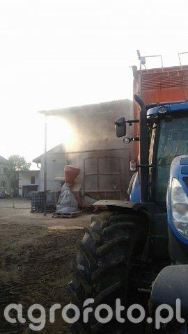 Suszenie kukurydzy
