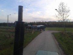 Transport kukurydzy Zetor Ursus