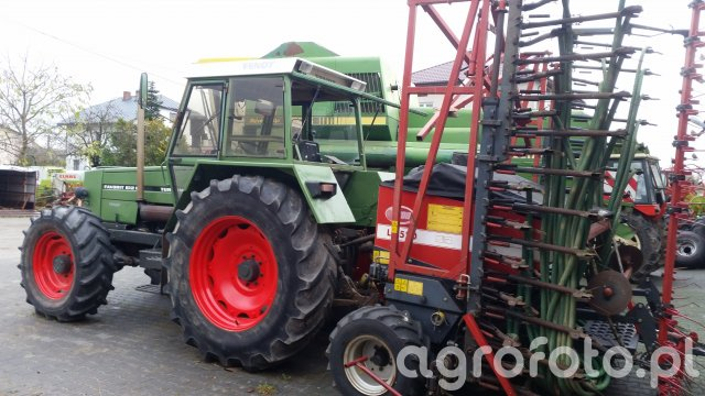 Vicon LZ520 + Fendt Favorit 612 LSA