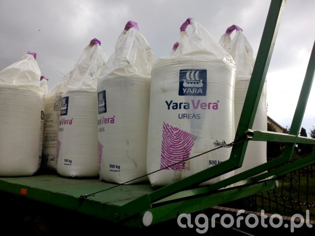 Yara Vera UREAS 38N + 7S