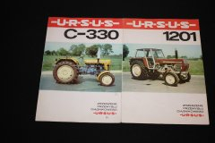 Prospekt Ursus C-330, U1201