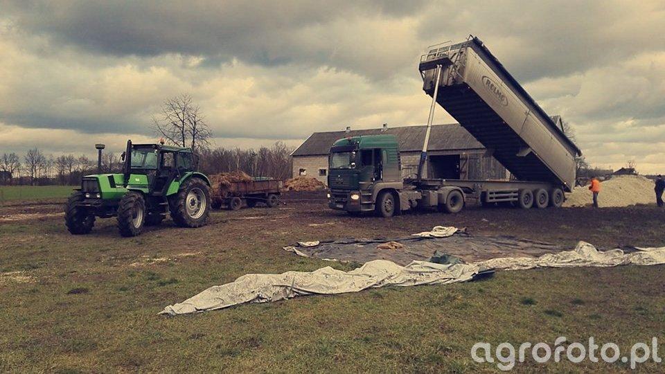 Deutz & Ciężarówka