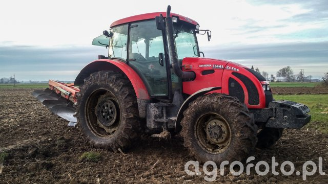 Zetor 11441 Forterra + Agro-Masz PZ4