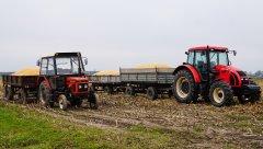Zetor 5211 & 11441