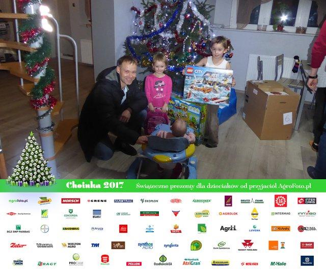 AgroFoto.pl i Przyjaciele dzieciom - Choinka AgroFoto.pl