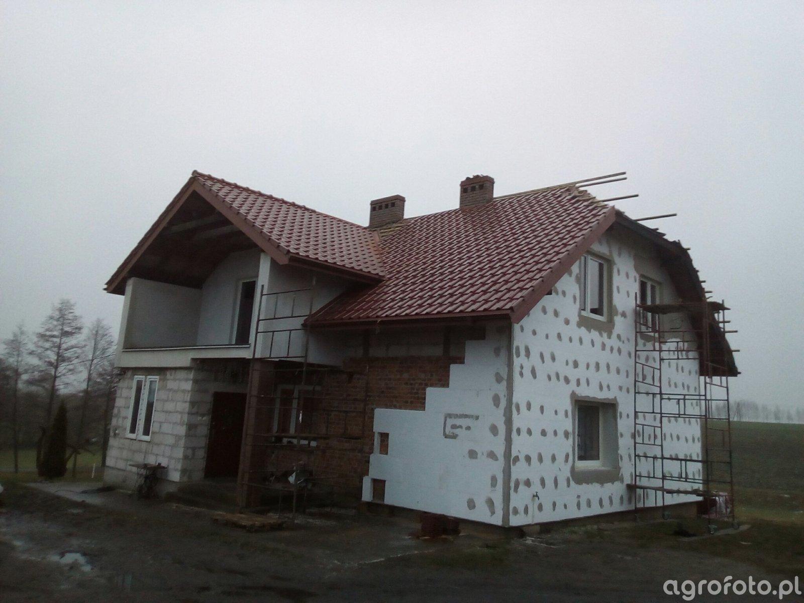 Dom w remoncie