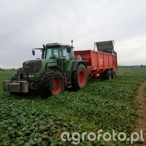 Fendt 930 & brochard
