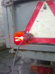 Lampa na magnes