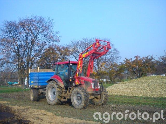 Pronar 5340 + Metal-Fach T711/1