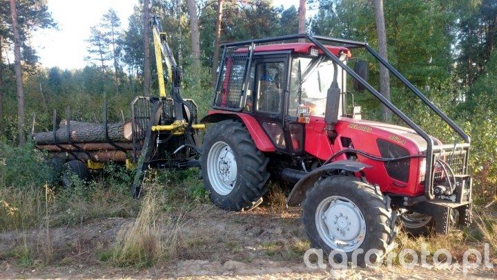MTZ Belarus 952.4