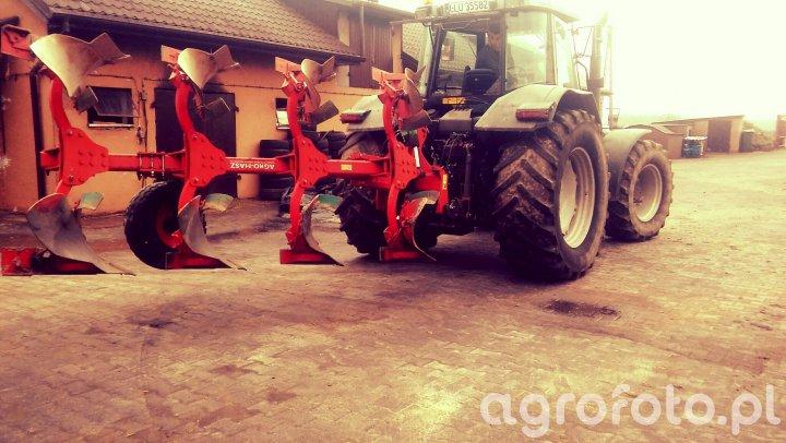 MF 8110+Agro-Masz
