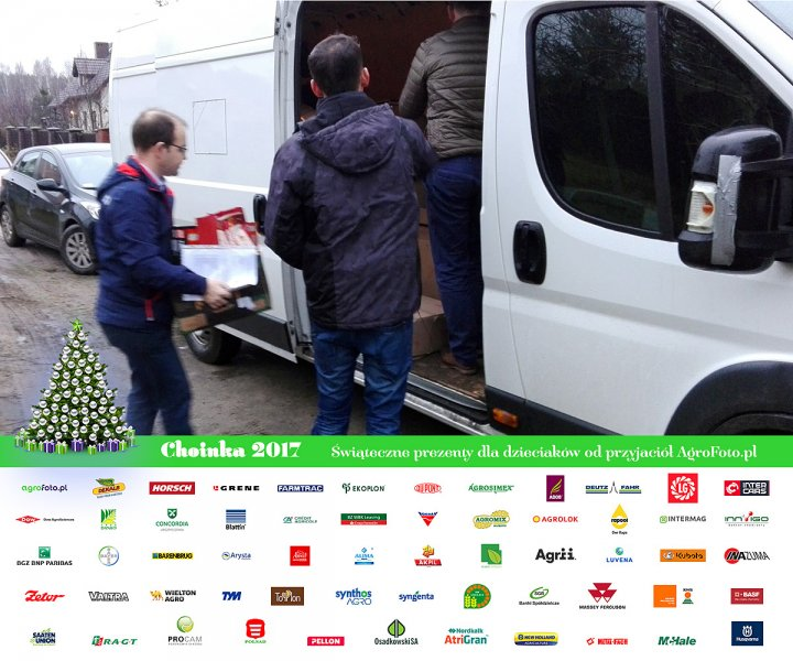 Choinka AgroFoto i Przyjaciele 2017
