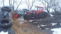 Mtz 82 & Inter-Tech IT1600 & Inter-Tech 1,8m