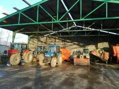 New Hollandy & Massey Ferguson & Claas