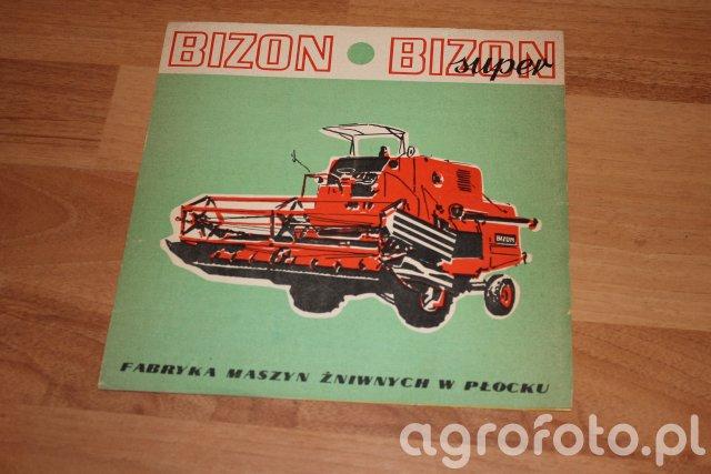 Prospekt Bizon Super Z040 , Z050