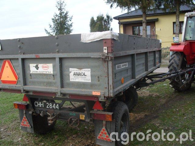 Przyczepa D734